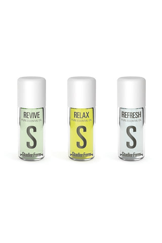 Stadler Form® - Oils Three Pack - Revive Refresh Relax - EcoBrandsNow