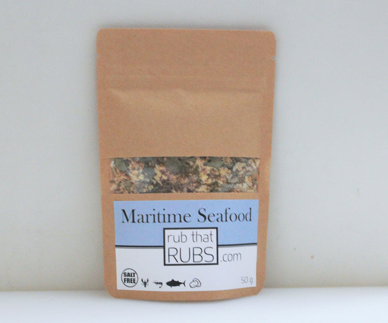 A classic Maritime blend of spices. Compliments any seafood and is a great chowder base!