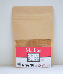 Madras curry powder is medium to hot and the most popular and versatile of Indian spice blends.