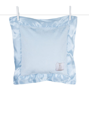 Luxe Baby Pillow-Blue