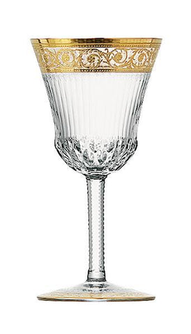 Thistle Water Goblet #2