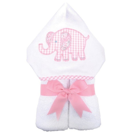 Pink Elephant Everykid Towel