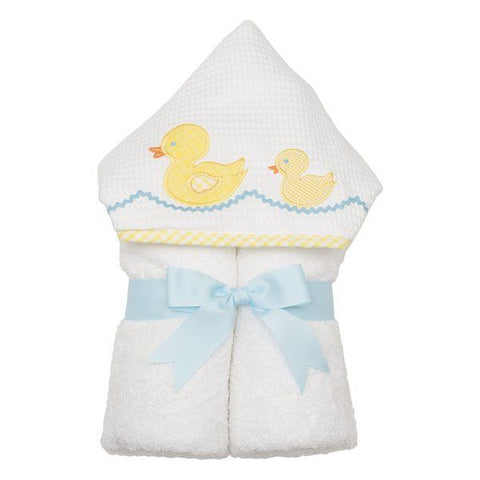 Yellow Duck Every Kid Towel