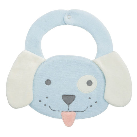 Buddy Bib - Blue Puppy