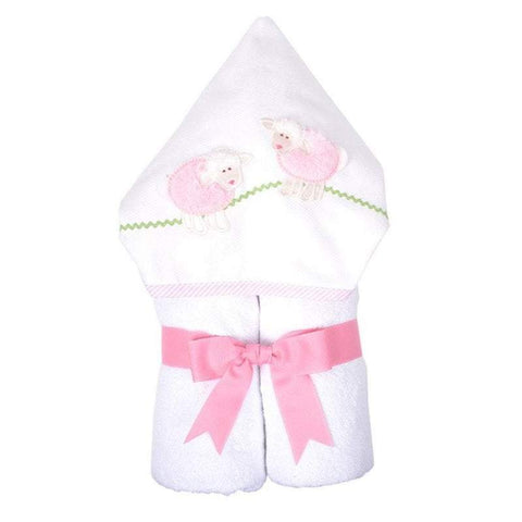Pink Lamb Everykid Towel