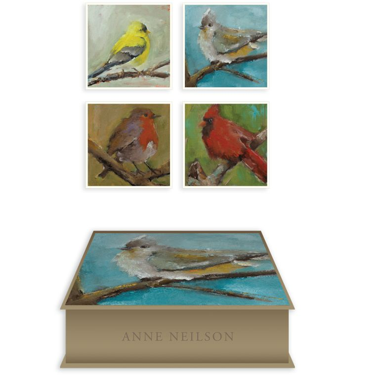 Bird Notecards