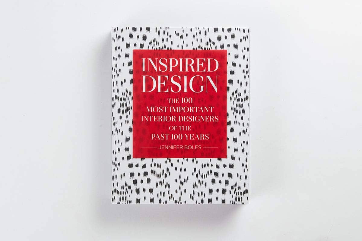 Inspired Design: The 100 Most Important Interior Designers of the Past 100 Years