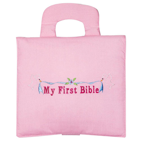 My First Bible Pink