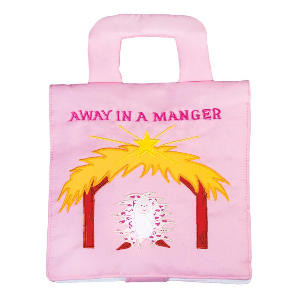 Away in the Manger Playbook-Pink