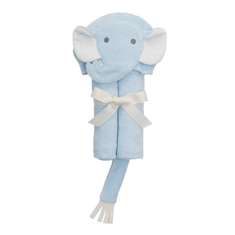 Blue Elephant Bath Wrap