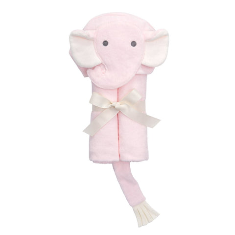 Pink Elephant Bath Wrap