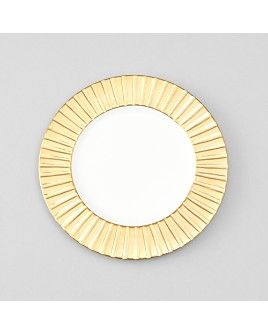 La Rochelle Gold Bread and Butter Plate