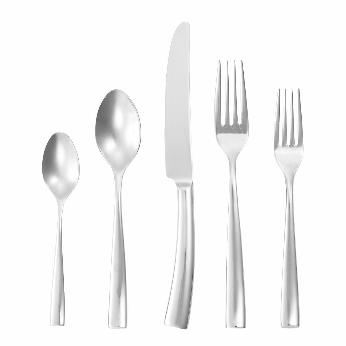 Silhouette 5 Pc Place Setting