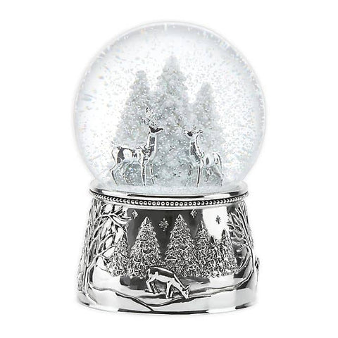 North Pole Bound Snowglobe