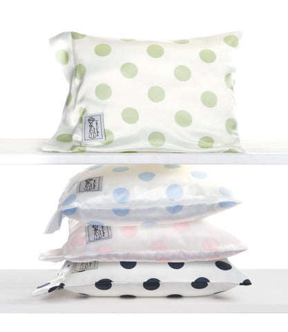 New Dot Satin Nap Pillow