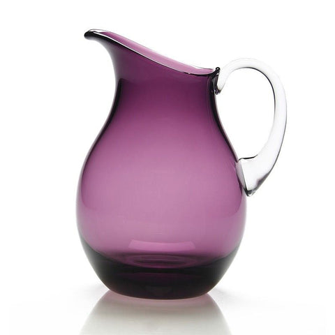 Amethyst Water Pitcher