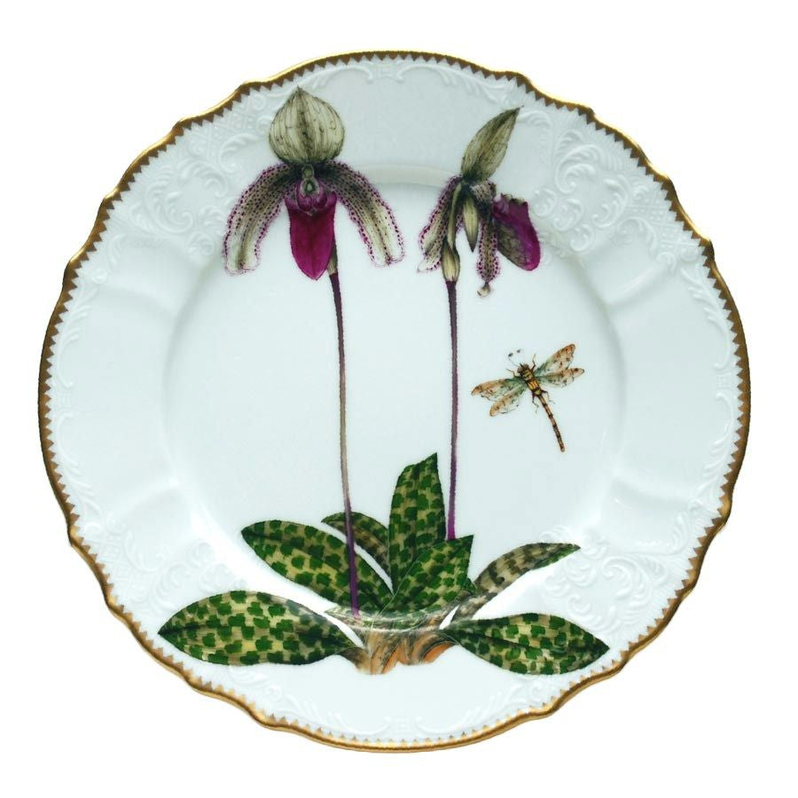 Orchid #3 Dinner Plate