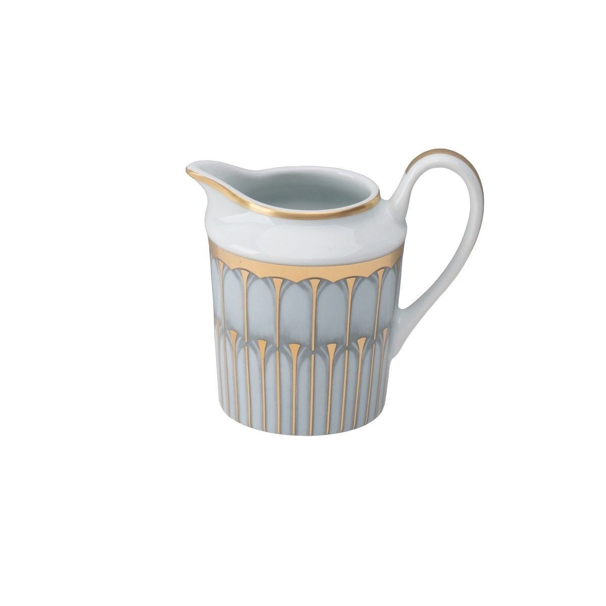 Arcades Grey/Gold Creamer