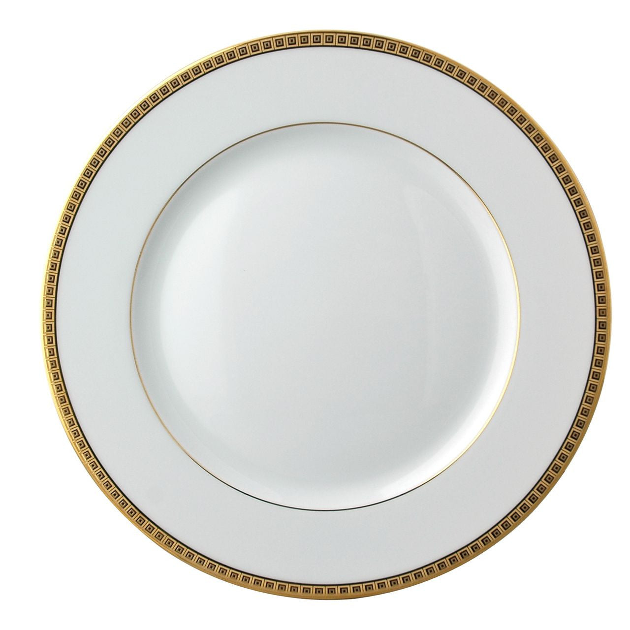 Athena Gold Dinner Plate