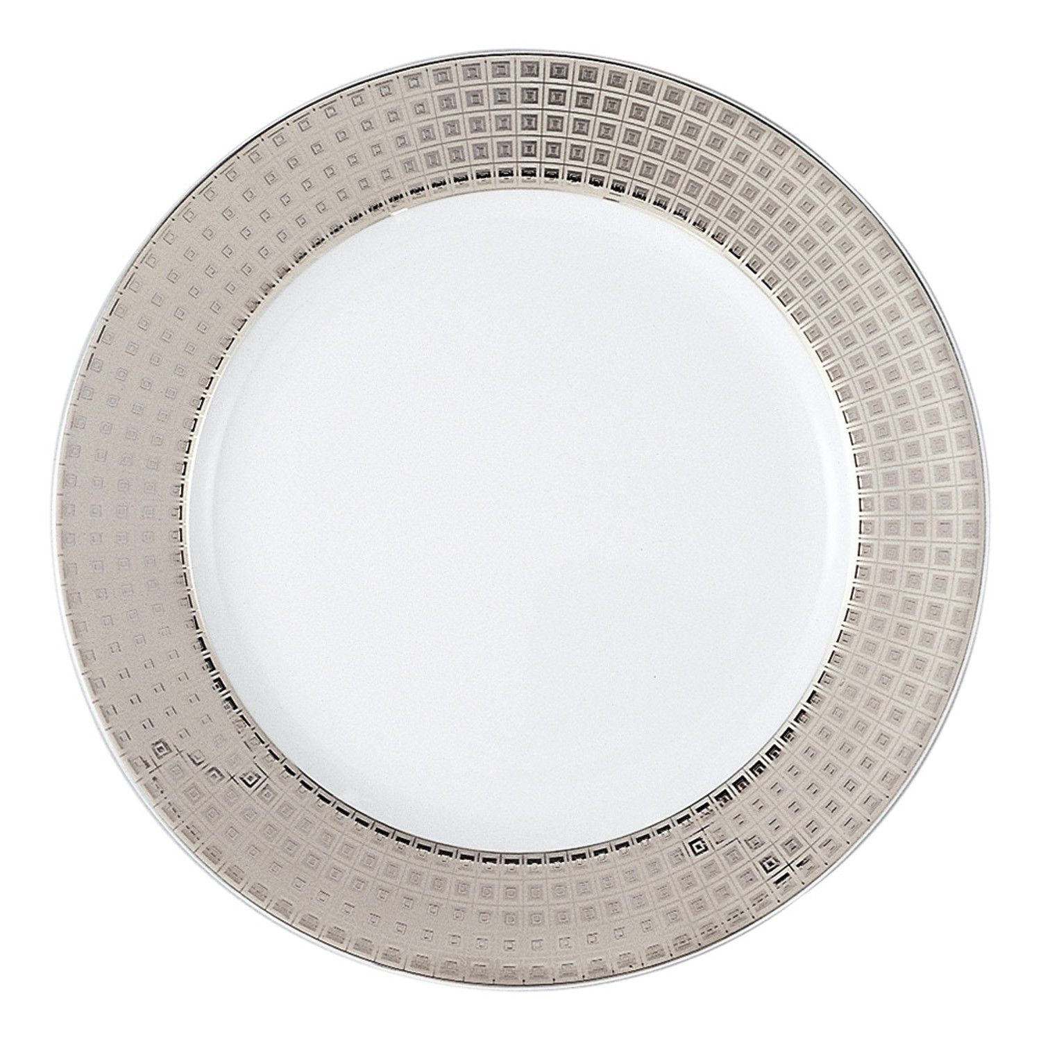 Athena Platinum Accent Bread & Butter Plate