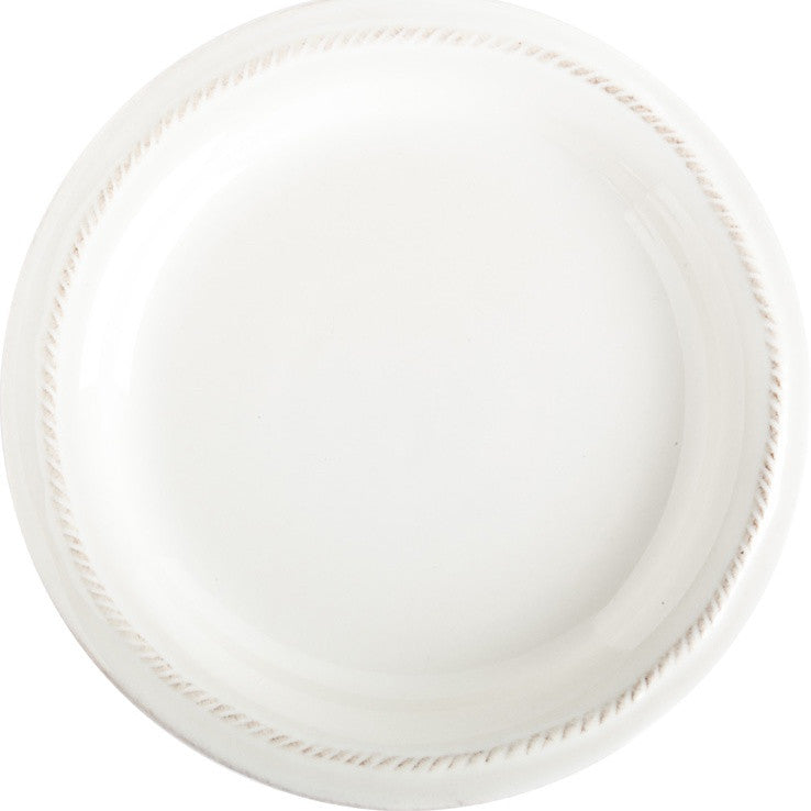 Berry & Thread White Round Side Plate