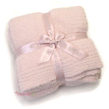 Bamboo Chic Lite Blanket Pink