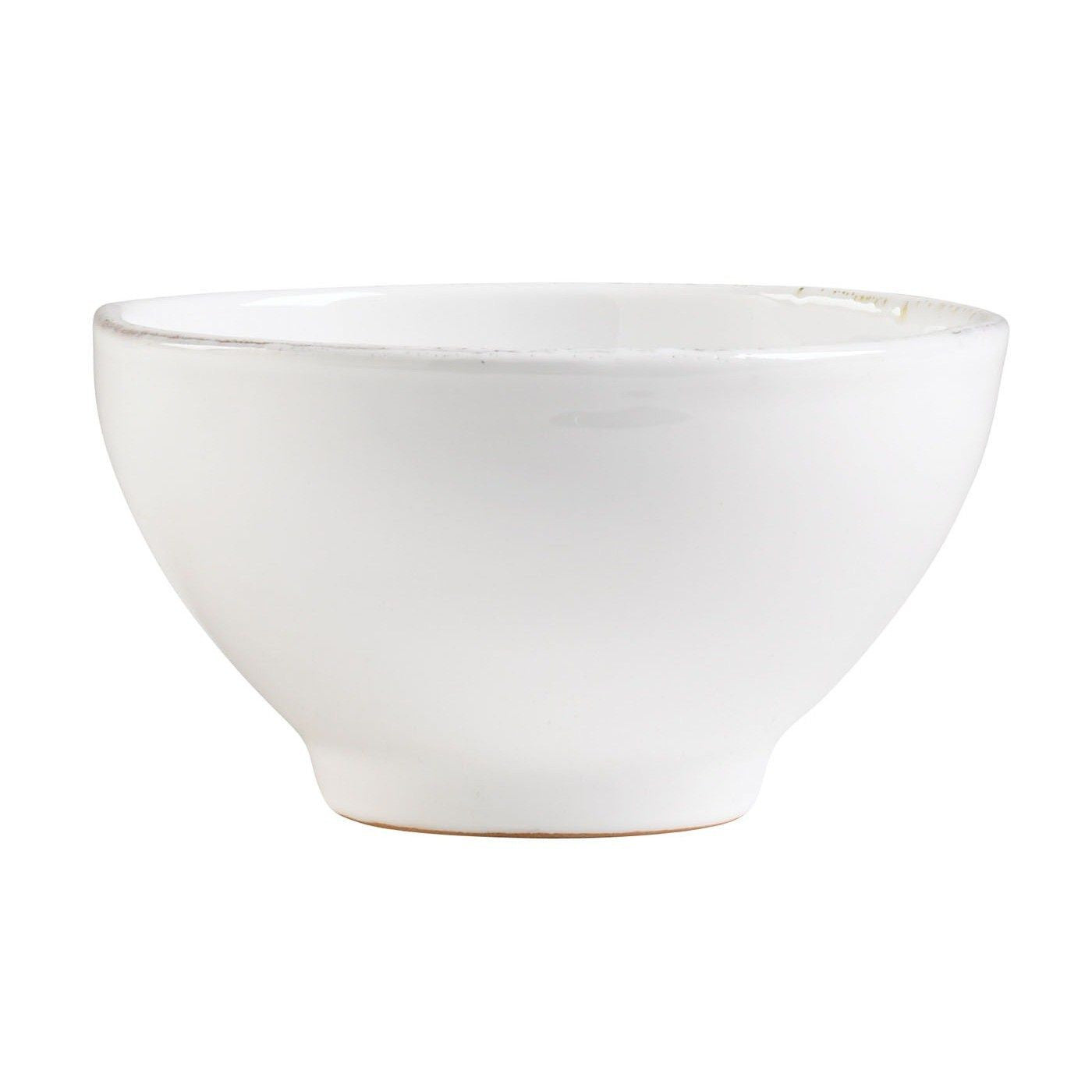Bianco White Cereal Bowl