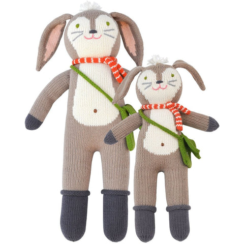 Pierre the Bunny Knit Doll