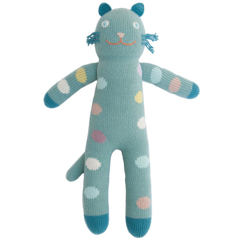 Pop Pop the Cat Knit Doll