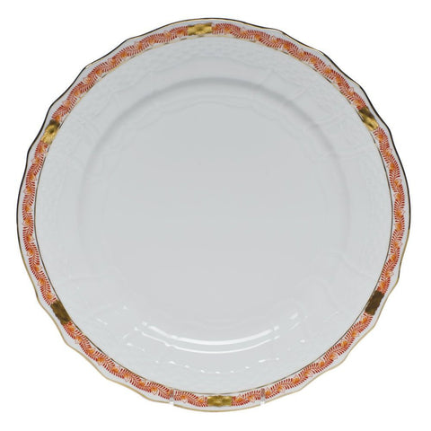 Chinese Bouquet Garland Service Plate