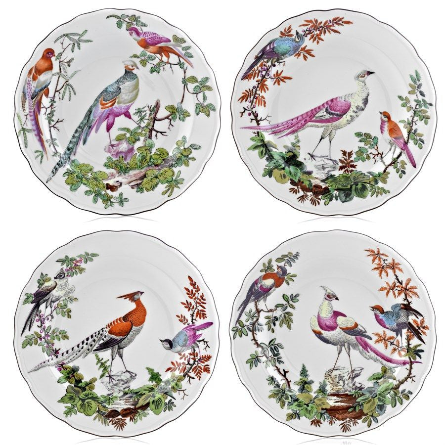 Chelsea Bird Bread & Butter Plate