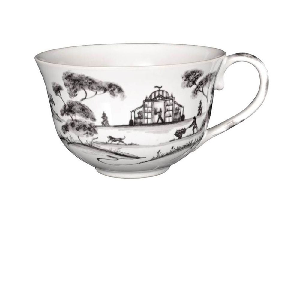 Country Estate Tea/Coffee Cup Flint