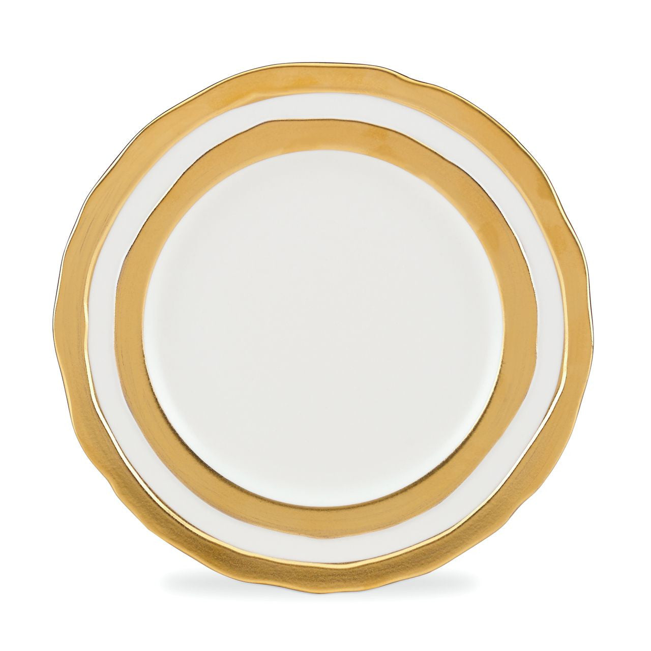 Como Gold Bread And Butter Plate