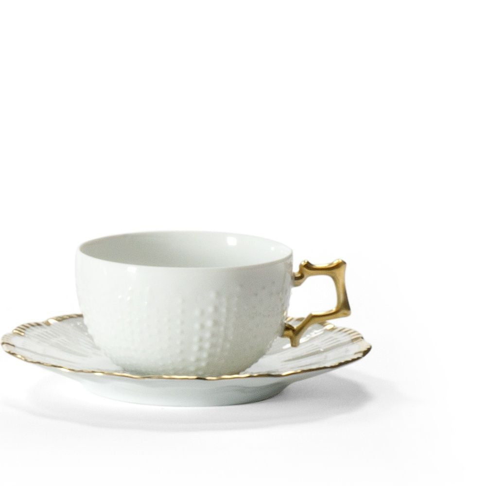 Corail Or Cup & Saucer