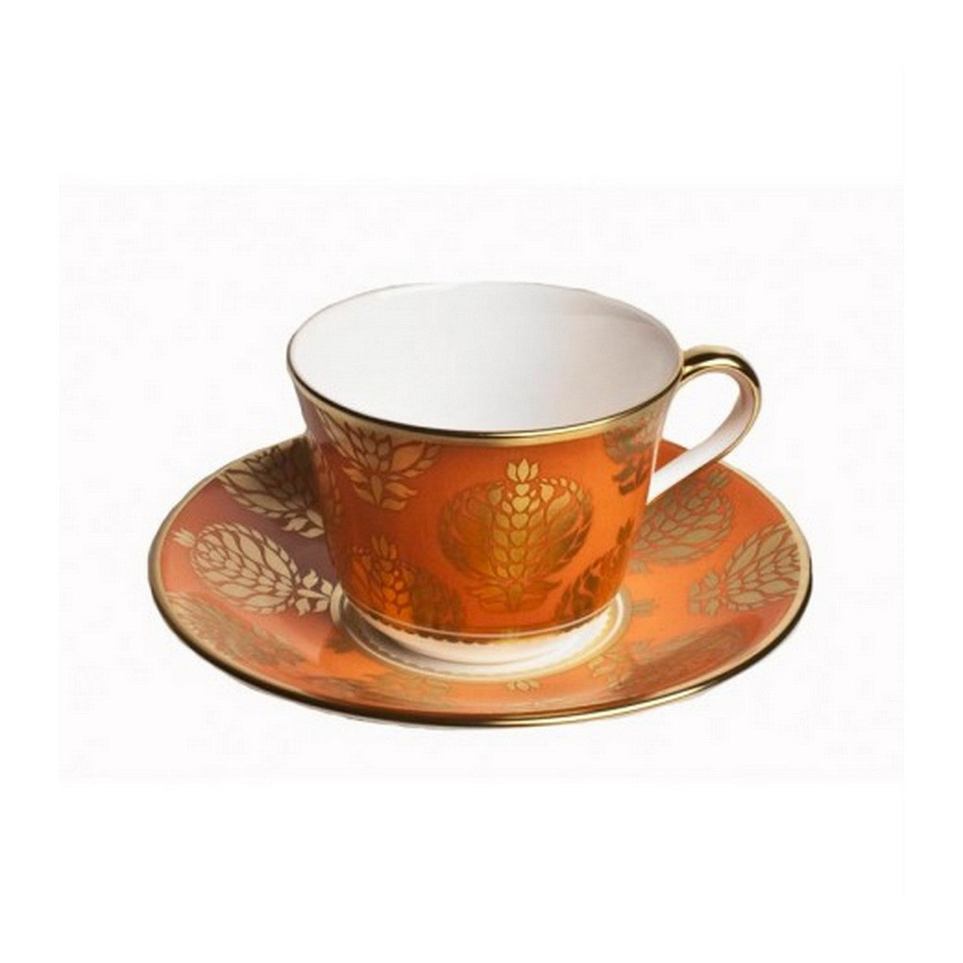 Bristol Belle Orange Tea Cup