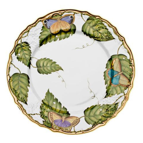 Exotic Butterflies Dinner Plate