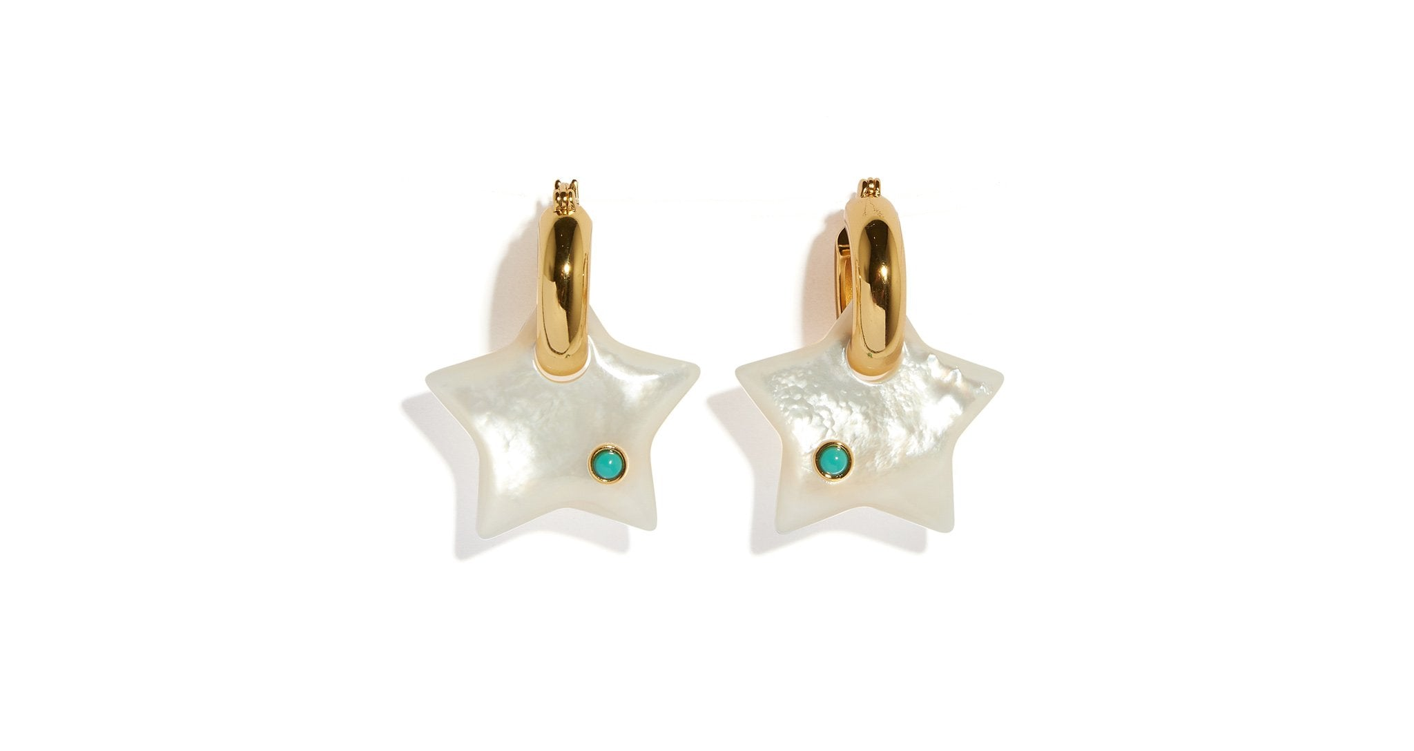Jumelle Star Earrings