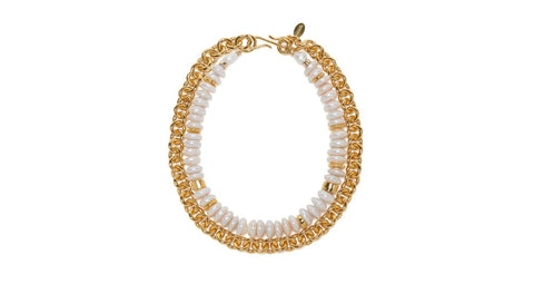 The Niki Pearl Necklace