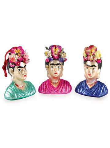 Frida Busts Set of 3