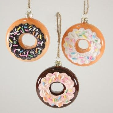 Doughnut Ornaments