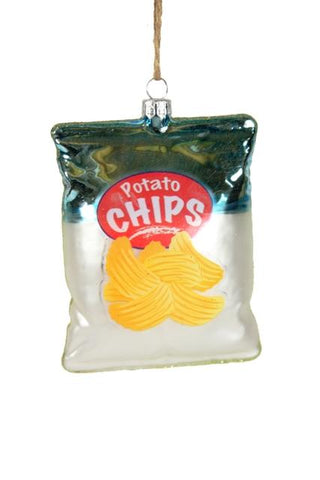 Potato Chip Ornament