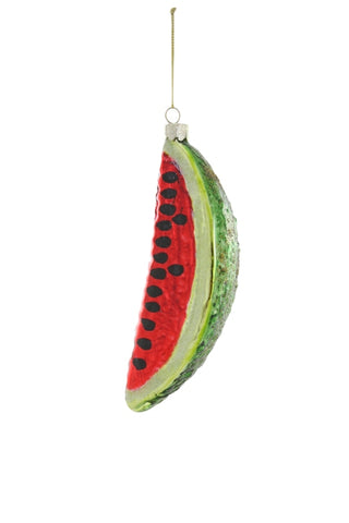 Watermelon Slice Ornament