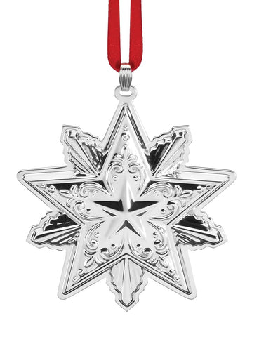 2020 4th Annual Star Ornament