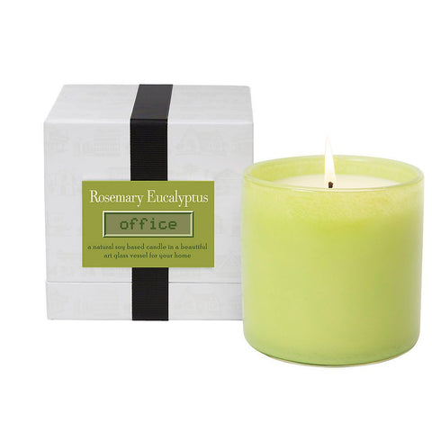 Rosemary Eucalyptus Office Candle