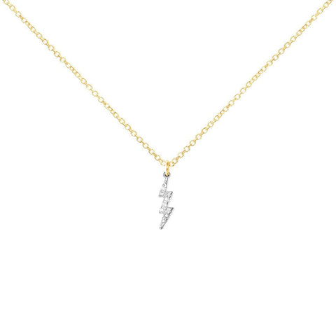 Little Lightening Bolt Necklace