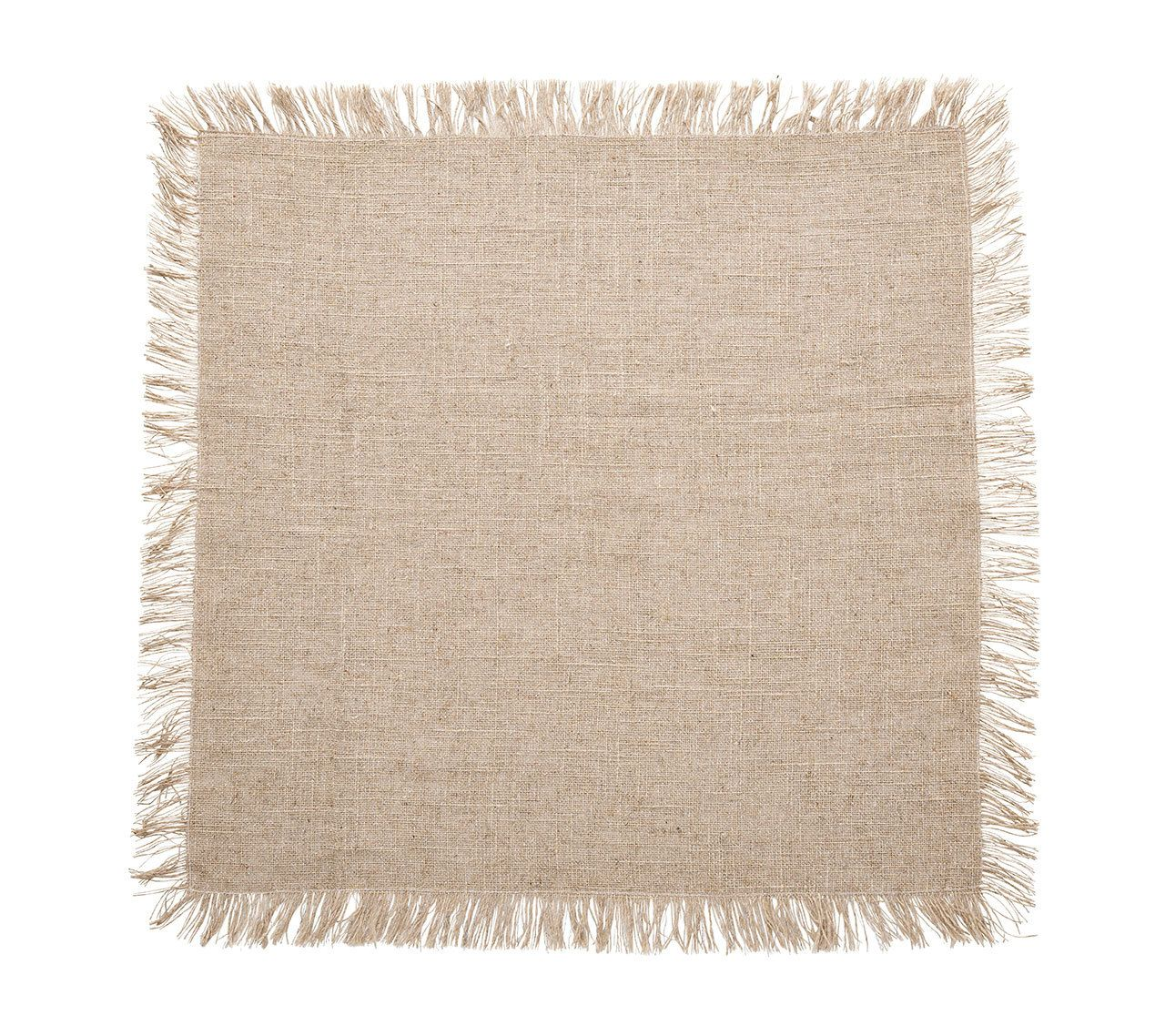 Fringe Napkin-Set of 4