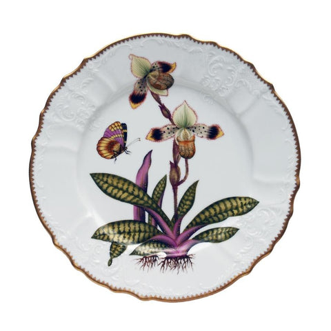 Orchid #5 Dinner Plate