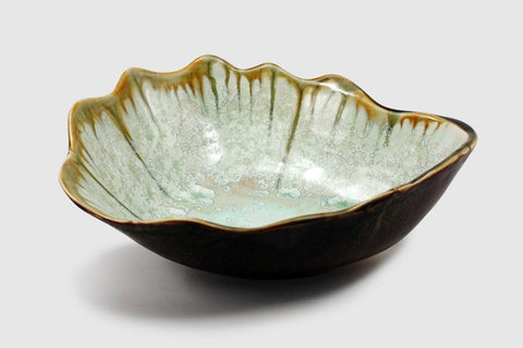 Medium Nesting Bowl - Albalone & Tortoise