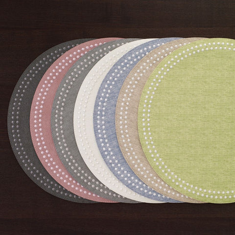 Pearls Set of 6 Placemats