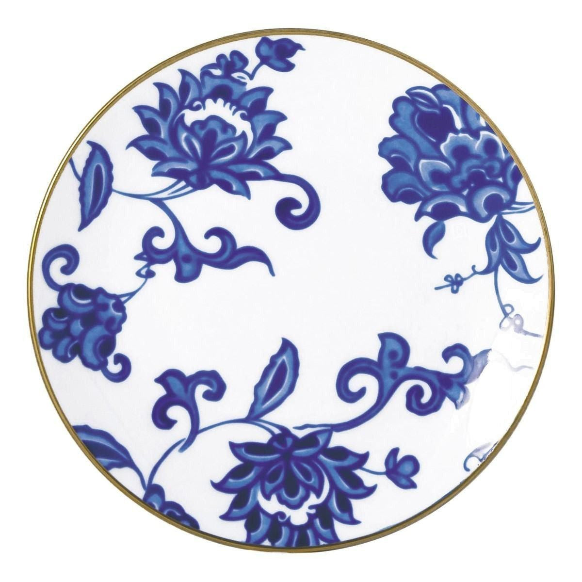 Prince Bleu Bread And Butter Plate